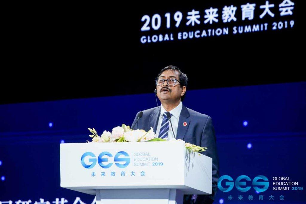 GES 2019未来教育大会开幕 多元视角聚焦未来教育-黑板洞察