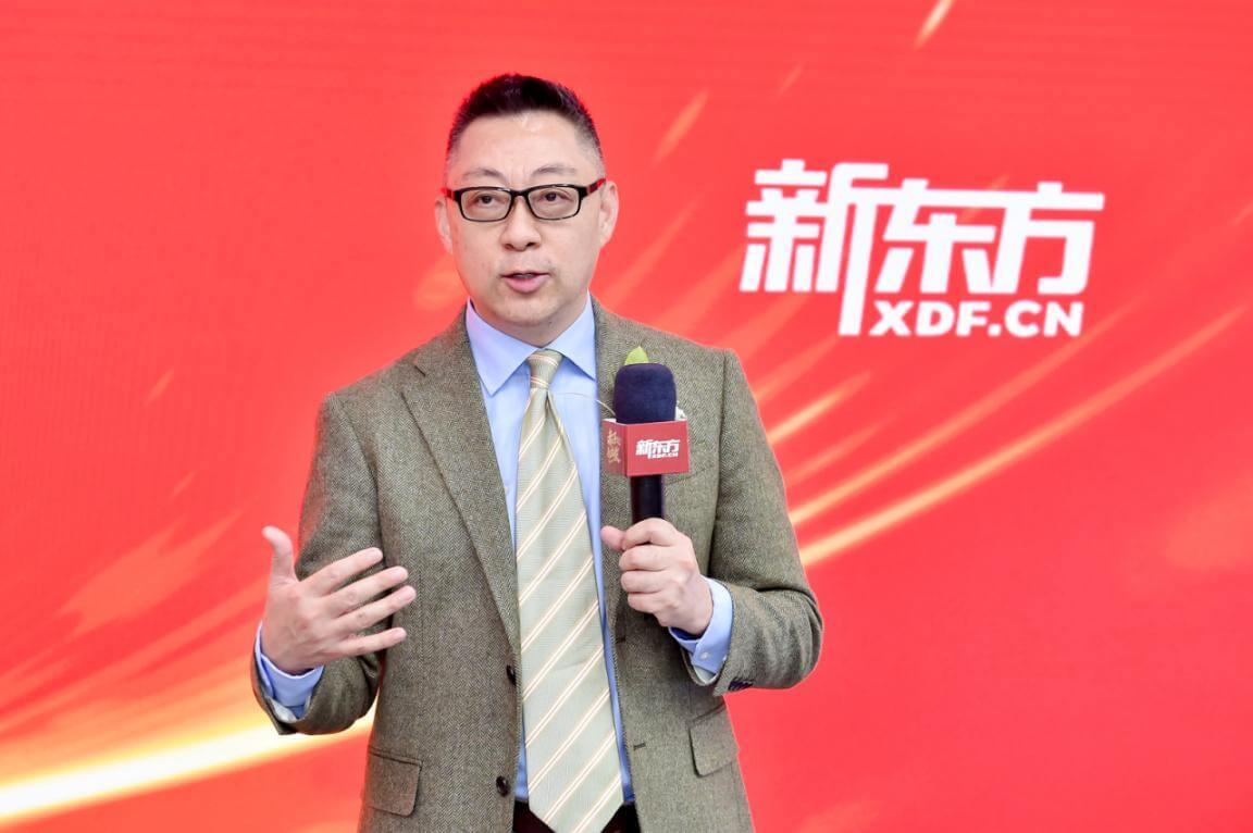 新东方正式登陆香港联交所,未来将继续坚持在教育领域做正确的事情-黑板洞察
